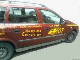 Online taxi servise