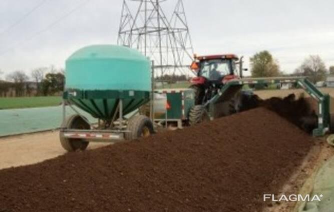 Органическое удобрение компост из куриного помёта GoodYield