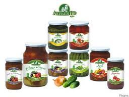 Консервированные продукты производство Армения
