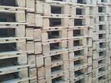 Поддон, паллет деревянный 800х1200 нов. и б/у - фото 3