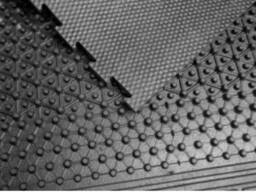 Мат резиновый для ферм. 1800(1830)х1170 паззл 30мм.