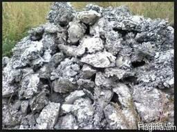 Шлак печей переплава алюминиевого производства