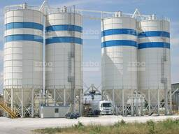 Силосы для цемента от 12 до 920 тон