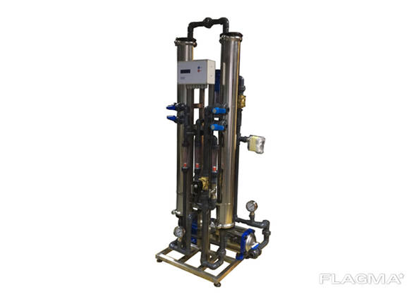 Система обратного осмоса 750 л/час LitechAqua QRO 750 Desolt