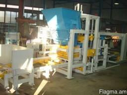 Стационарный вибропресс по производству блоков SUMAB Е-400 - фото 4