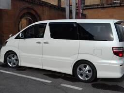 Такси трансфер аренда машин с водителем