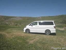 Аренда автомобиль c водителем Армения Ереван Джермук Татев