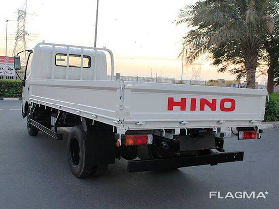 Toyota Hino300 714, 4.2 Tons Double Cab 4×2, M/T 2020 Model
