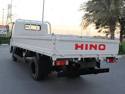 Toyota Hino300 714, 4. 2 Tons Double Cab 4×2, M/T 2020 Model