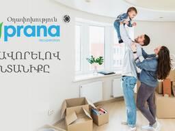 Вентиляция Prana