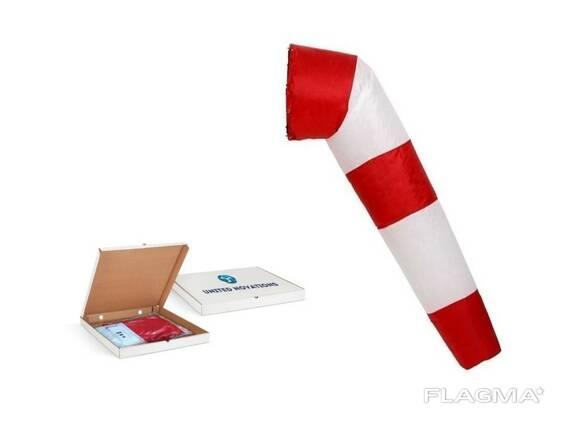 Ветроуказатель ВКС240/PRO: Сменный ветровой конус износостойкий размером 60*240см