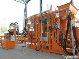 Вибропресс для производства тротуарной плитки U-1500 Швеция - photo 2