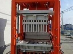 Вибропресс для производства тротуарной плитки, бордюров R300 - фото 3