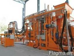 Вибропресс для производству блоков, брусчатки SUMAB R-1500