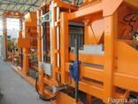 Вибропресс для производству блоков, брусчатки SUMAB R-1500 - фото 4