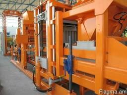 Вибропресс для производству блоков, брусчатки SUMAB R-1500 - photo 4