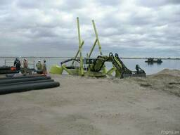 Земснаряды из Канады Amphibex AE650E. - фото 5