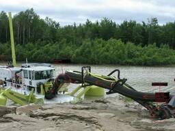 Земснаряды из Канады Amphibex AE800P. - фото 2