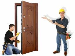 Դռների տեղադրում և կարգավորում